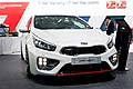 Kia Cee´d GT at the Frankfurt Motor Show 2013