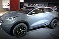 Kia Niro Concept world premiere at the Frankfurt Motor Show 2013