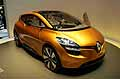 renault R-Space anteriore Ginevra 2011
