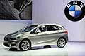 BMW 2 Series Active Tourer al Ginevra Motorshow 2014