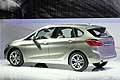BMW 2 Series Active Tourer retrotreno al Salone di Ginevra 2014