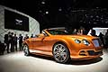 Bentley Continental GTC Speed al Ginevra Motor Show 2014