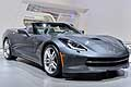 Chevrolet Corvette Stingray Convertible al Salone di Ginevra 2014