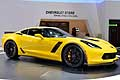 Chevrolet Corvette Stingray supercar al Salone di Ginevra 2014