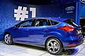 Ford Focus at the Geneva Motor Show 2014