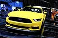 Ford Mustang GT calandra all'Auto Show di Ginevra 2014
