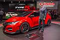 Honda Civic Type-R concept car al Salone di Ginevra 2014