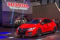 Honda Civic Type-R racing cars al Ginevra Motor Show 2014
