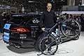 Jaguar XFR S Sportbrake and Chris Froome Joins Jaguar to Light up the Stage at the Geneva Motor Show 2014