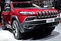 stand Jeep in evidenza anche la Jeep Cherokee limited edition