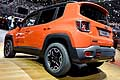 Jeep Renegade off road al Salone di Ginevra 2014