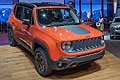 Jeep Renegade Sport Utility off-road 4x4