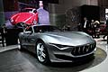 Maserati Alfieri concept world premiere at the Geneva Motor Show 2014