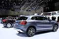 Mercedes-Benz GLA Class 4matic all'Auto Show di Ginevra 2014