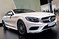 Mercedes-Benz S Class Coupe sportiva all'Auto Show di Ginevra 2014