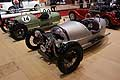Morgan 3 Wheeler Model Year 2014 al Salone dell´Auto di Ginevra 2014
