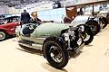 Morgan 3 wheeler model al Salone di Ginevra 2014