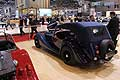 Morgan Plus 4 Four Seater at the Geneva Motor Show 2014