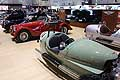 Morgan 3 Wheeler e Morgan plus 4sullo sfonfo al Salone dell´Auto di Ginevra 2014