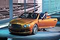 New Bentley Continental GTC Speed at the Geneva Motor Show 2014