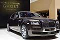 Rolls-Royce Ghost Series II world Debut at the Auto Show in Geneva 2014
