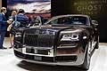 Rolls-Royce Ghost Series II world premiere at the Geneva Motor Show 2014