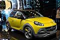 Nuova Opel Adam Rocks city car al Salone di Ginevra 2014