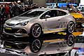 Vauxhall Astra VXR Extreme world premiere at the Geneva Motor Show 2014