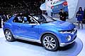 Volkswagen T-ROC world debut at the Geneva Motor Show 2014