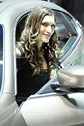 Hostess in auto al Ginevra Motor Show 2014