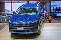 Jeep Cherokee blue limited editions at the Geneva Motor Show 2014