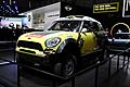 Mini ALL4 Racing in vetrina al Motor Show di Ginevra