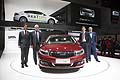 Press day Qoros hatch 3 Sedan al Salone di Ginevra 2014