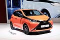 Toyota Aygo Model Year 2014 al Salone dell�Automobile di Ginevra 2014