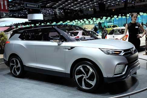 Ginevra-Motor-Show SsangYong