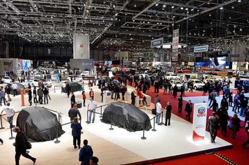 Ginevra-Motor-Show Atmosfere