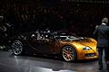Press day Bugatti Grand Sport Venet al Salone di Ginevra 2013