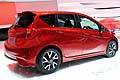 Invitation concept  the inspiration for the new Nissan Note