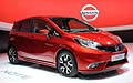Auto Nissan Note Ginevra Motor Show 2013