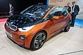 BMW i3 Concept Coupe electric vehicle al Motor Show di Ginevra 2013