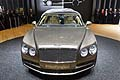 Bentley Flying Spur anteriore al Ginevra Motor Show 2013