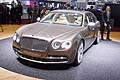Bentley Flying Spur auto di lusso al Salone di Ginevra 2013