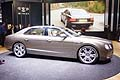 Bentley Flying Spur world preniere at the Geneva Motor Show 2013