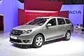 Dacia Logan MCV Station Wagon disponibile con due motori a Benzina e uno Diesel