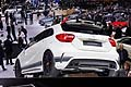 Mercedes-Benz A 45 AMG posteriore al Ginevra Motor Show 2013