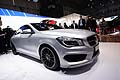 Mercedes-Benz CLA world dubut in Geneva Motor Show 2013