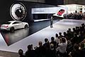 Mercedes-Benz CLA world premiere in Geneva Motor Show 2013