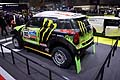 Mini All4 Racing rally raid dakar al Ginevra Motor Show 2013