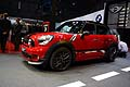 Mini John Cooper works Countryman laterale vettura al Salone Internazione dell´automobile di Ginevra 2013