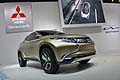 Mitsubishi GR-HEV Concept world premiere at the Geneva Motor Show 2013
